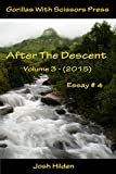 After The Descent Volume 3 Essay #4: My Top 10 Favorite Scary Movies Number 02: Halloween (After The Descent Volume 3 (2015))