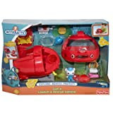 Octonauts Gup-X Launch & Rescue Vehicle