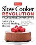 img - for Slow Cooker Revolution Volume 2 book / textbook / text book