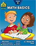 img - for Math Basics Grade 4 (I Know It! Books) by Roberta Bannister, Louanne Winkler (1995) Paperback book / textbook / text book
