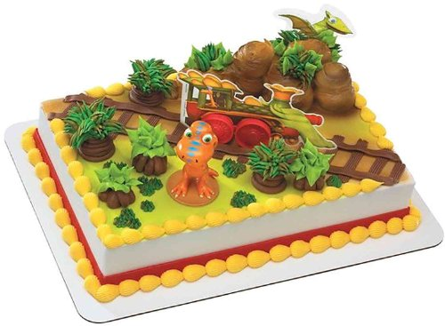 Dinosaur Train Dinosaur Express Cake Topper
