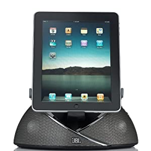 JBL On Beat Loudspeaker Dock for iPad, iPod and iPhone