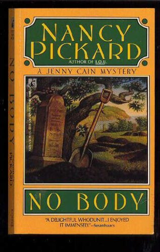 Image for No Body (Jenny Cain Mysteries, No. 3)