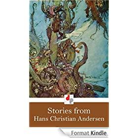 Stories from Hans Christian Andersen (Illustrated by Edmund Dulac)