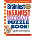The Brainiest, Insaniest, Ultimate Puzzle Book! (Puzzle Book)