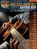 Acoustic Anthology: Guitar Play-Along Volume 80 (Hal Leonard Guitar Play-Along) (Paperback)