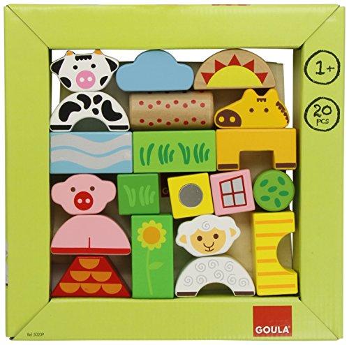 Goula 50209 - Blocchi Fattoria