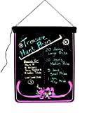 LED Fluorescent Illuminated Writing Menu Signs Neon Eraser Board SPECIAL XMAS DISCOUNT PRICE