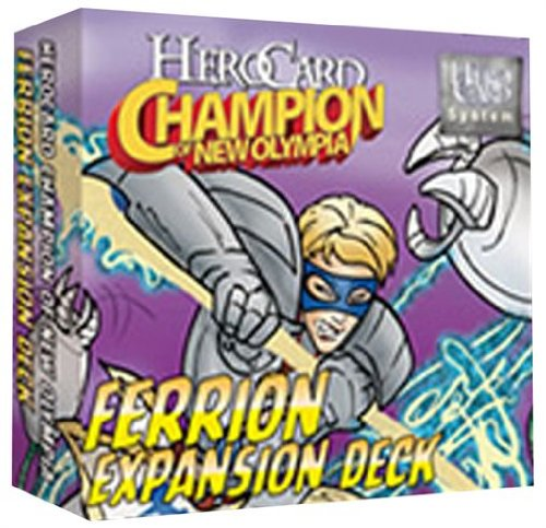 HeroCard CofNO Ferrion Expansion - 1