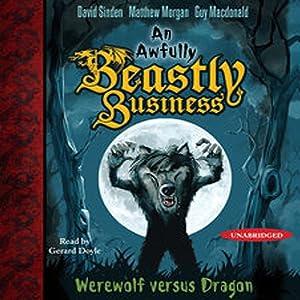 Werewolf versus Dragon Audiobook