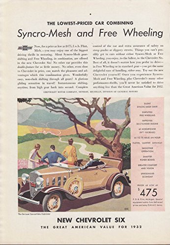 lowest-priced-with-synchro-mesh-free-wheeling-chevrolet-convertible-ad-1932-am