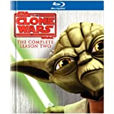 Star Wars: The Clone Wars--Season 2 [Blu-ray] (Bilingual)
