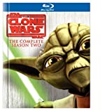 NEW Star Wars: The Clone Wars - Season 2 (Blu-ray)