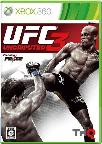 【ゲーム 買取】UFC Undisputed 3