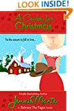 A Cowboy for Christmas: A Between the Pages Holiday Novella