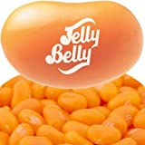 FirstChoiceCandy Jelly Belly Orange Sherbet Jelly Beans 1 Pound Resealable Bag