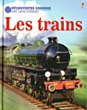img - for TRAINS -LES -NE book / textbook / text book