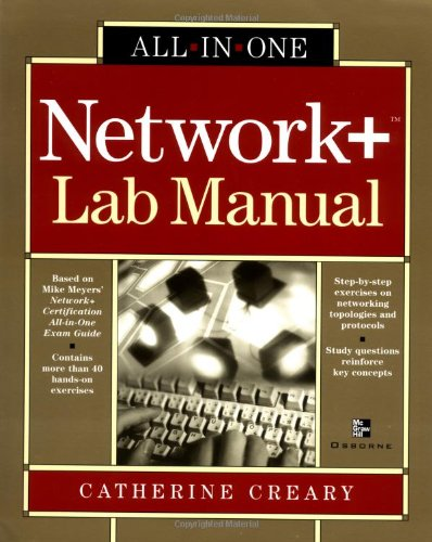 Network+ All-in-One Lab Manual