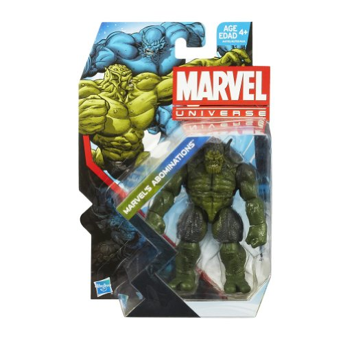 Marvel Universe Series 5 Action Figure #19 Marvel's Abominations Abomination 3.75 Inch (Abomination Figure compare prices)