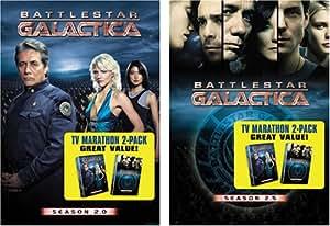 Battlestar G. Sea.2.0&2.5 [Import]