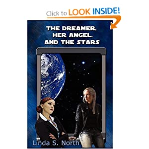 The Dreamer, Her Angel and the Stars - Linda S. North