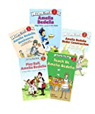 img - for I Can Read Level 2 Books (8) : Amelia Bedelia Goes Camping - Merry Christmas Amelia Bedelia - Teach us Amelia Bedelia - Amelia Bedelia, Rocket Scientist - Amelia Bedelia Bake off - Amelia Bedelia and the Baby (Book Sets for Kids) book / textbook / text book