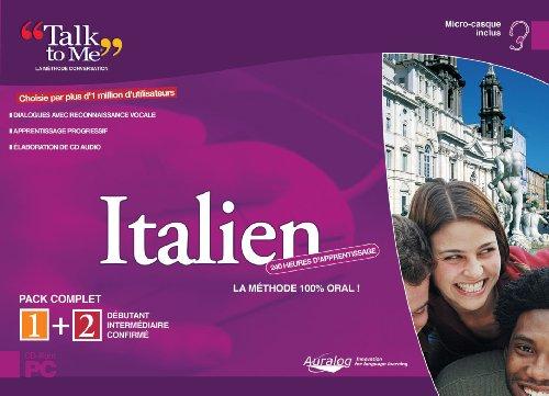Talk To Me  Italien 1+2