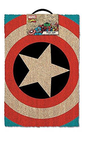 Zerbino Captain America Scudo