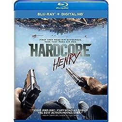Hardcore Henry [Blu-ray]