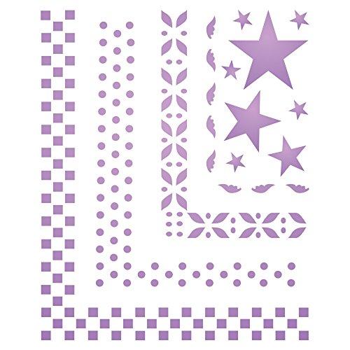 fronteras-plantilla-de-estarcido-tamano-8-x-10-cm-reutilizable-plantillas-para-pintura-mejor-calidad