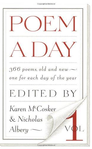 Poem a Day, Vol. 1