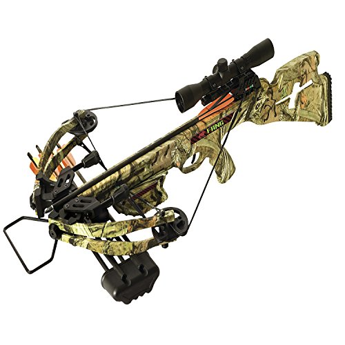 PSE Fang 350 Crossbow for fishing and hunting