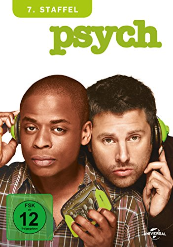 Psych - 7. Staffel [4 DVDs]