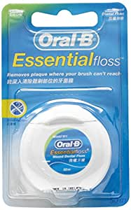 Oral-B Essential Floss - Mint Flavor
