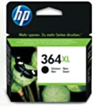 HP 364 XL - Cartucho de tinta original, negro