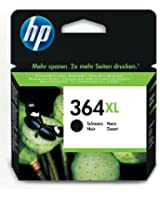 HP CN684EE Photosmart Cartuccia inchiostro nero 364XL