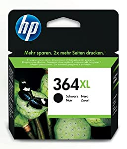 HP 364XL - Black Ink Cartridge 550 pages (CN684EE)
