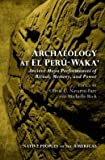 img - for Ancient Maya Performances of Ritual, Memory, and Power Archaeology at El Per -Waka (Hardback) - Common book / textbook / text book