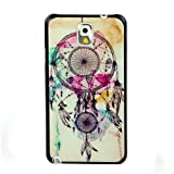 Aokdis Brand New Fashion Hard Back Case for Samsung Galaxy Note3 III N9000 (Colorful Dream)