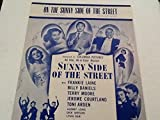 img - for On the Sunny Side Of the Street sheet music book / textbook / text book