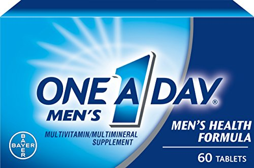 One-A-Day Men s Health Formula (60 Tablets)