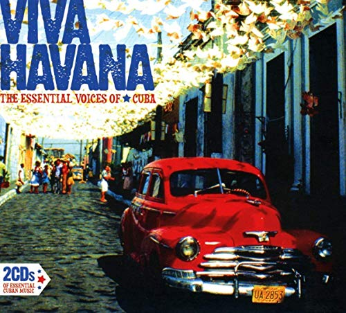 CD : VARIOUS ARTISTS - Viva Havana /  Various (United Kingdom - Import)