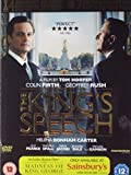 The King's Speech / The Madness of King George [DVD]