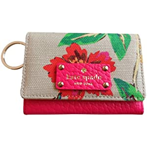 Kate Spade Darla Southport Avenue Floral Multi Card Case Wallet