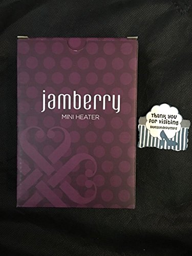 Jamberry Nails Style Mini Heater (Purple) (Nail Heater compare prices)