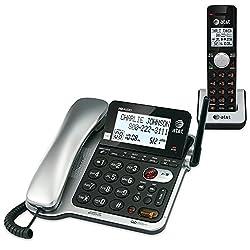 AT&T CL84102 dect_6.0 2-Handset Landline Telephone