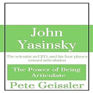 John Yasinsky Audiobook