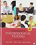img - for Foundations of Psychological Testing: A Practical Approach book / textbook / text book