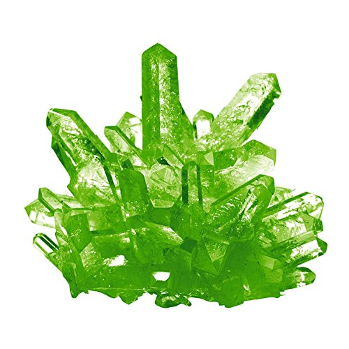 Grow Your Own Magical Crystal - Green - 1