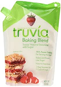 Truvia Baking Blend Natural Sweetener 24 OZ(Pack Of 2)